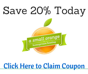 A Small Orange Discount Codes